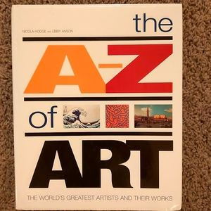 The A- Z of ART  book